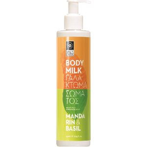MANDARIN-BASIL BODY MILK 250ml < Body lotion & Gel
