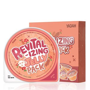 Jelly Revitalizing Face Mask 5x33ml < Face mask