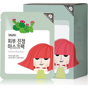 Soothing Face Mask 12x28gr < Face mask