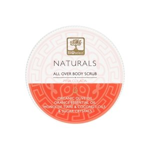 Body Sugar Scrub Pina Colada 200ml < Body scrub