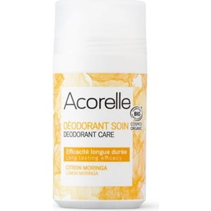 Acorelle Long Lasting Deodorant Lemon Moringa 50ml < Deodorant