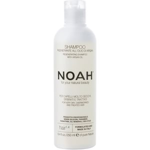 Regenerating Shampoo for dry, overworked & treated hair 250ml < Shampoo