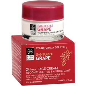 Santorini Grape 24hr face cream 50ml < Face cream & Balm