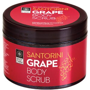 Santorini Grape Body scrub 200ml < Body scrub