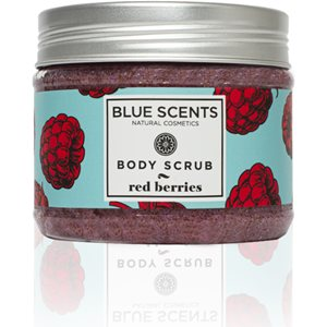 Red berries body scrub 200ml < Body scrub