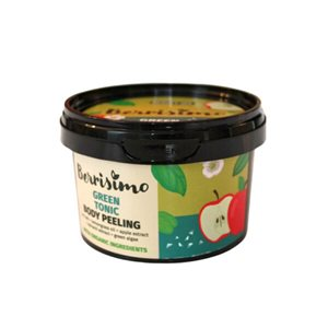 GREEN TONIC body scrub 400gr < Body scrub