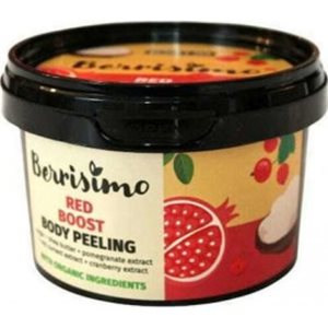 RED BOOST body polish 300gr < RUNNING OFFERS