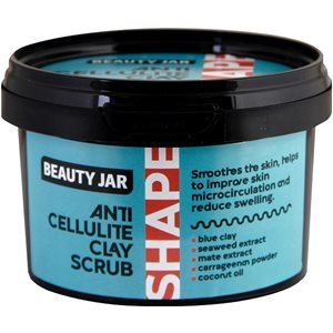 SHAPE ANTI-CELLULITE CLAY SCRUB 380gr < Body scrub