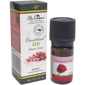 Rose essential oil (solution in 5% jojoba oil) 5ml < Essential oil