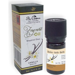 Vanilla fragrant oil 5ml < Mist & Fragrance