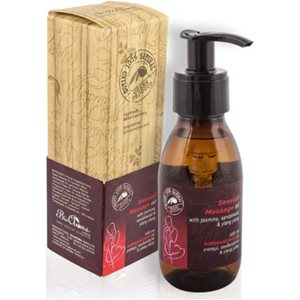 Aphrodisiac massage oil blend 100ml < Massage oil