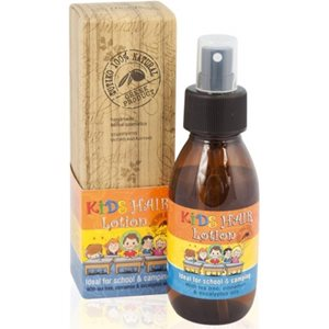 100% natural kids hair lotion 100ml < Kids care