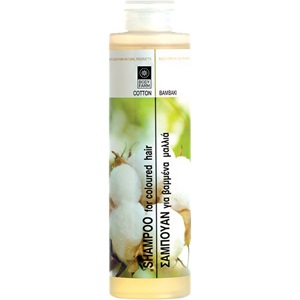 COTTON SHAMPOO FOR COLOURED HAIR 250ml < Shampoo