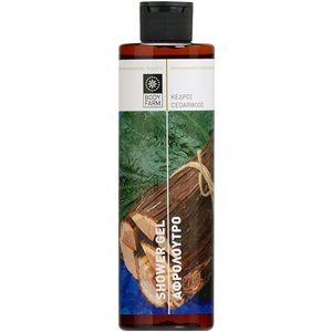 CEDARWOOD SHOWER GEL 250ml < Shower gel