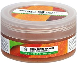 MANGO BODY SCRUB 200ml < Body scrub