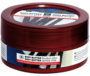 VANILLA-MILK BODY BUTTER 200ml < Body cream & Butter