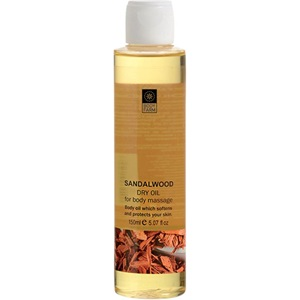 Sandalwood body oil 100ml < Cosmetic oil - Base oil