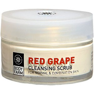 Red grape face scrub 50ml < Peeling & Scrub