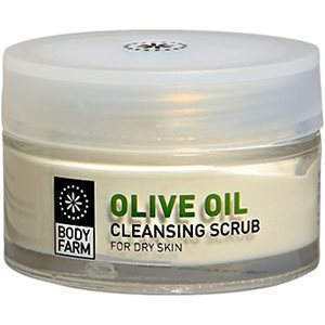Olive oil face scrub for dry skin 50ml < Peeling & Scrub