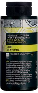 LIME AFTER SHAVE CREAM 150ml < Face care