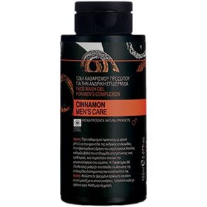 CINNAMON FACE WASH GEL 150ml < Face care