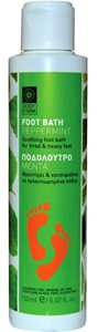 PEPPERMINT SOOTHING FOOT BATH 150ml < Foot care