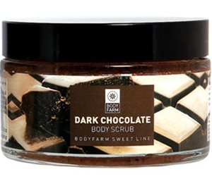 DARK CHOCOLATE BODY SCRUB 200ml < Body scrub