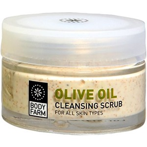 Olive oil face scrub 50ml < Peeling & Scrub