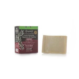 100% natural bitter almond soap 120-150gr < Cleansing & Tonification
