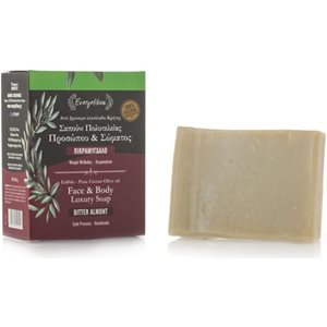 100% natural bitter almond soap 120-150gr < Body care