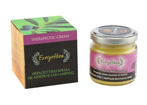 Therapeutic cream with Laurel 100ml < Cold & pain treatment