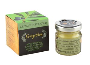 Herbal cream for the cold 40ml < Cold & pain treatment
