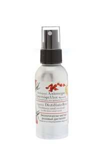Organic rose distillate 80ml < Essential oil