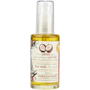 Herbal nourishing & repairing hair mask 60ml < Hair mask