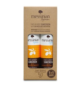 Face & body sunscreen SPF50 100ml+100ml < Body suncare