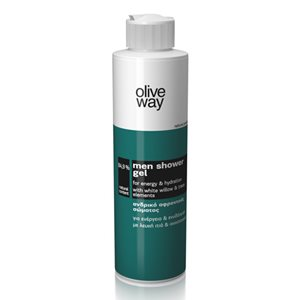 Men's shower gel for energy and hydration 250ml < Body care