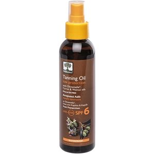 Tanning oil low protection SPF6 150ml < Body suncare