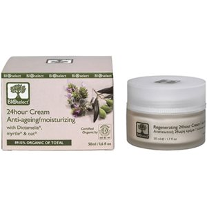 24hour cream anti-ageing/moisturizing 50ml < Face cream & Balm