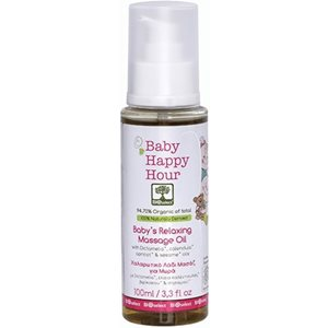 Baby's relaxing massage oil 100ml < Baby care