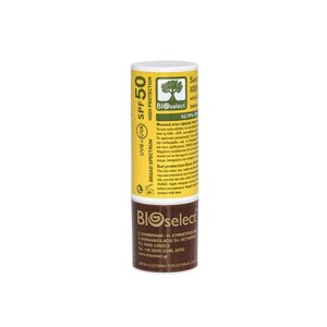 Sun protection stick 100% natural SPF 50 15ml < Face suncare