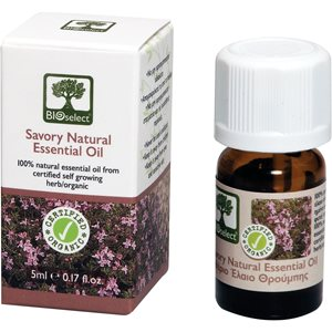 Essential oil savory 5ml < Cold & pain treatment