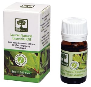 Essential oil laurel 5ml < Essential oil