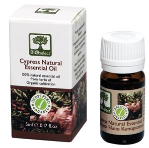 Essential oil cypress 5ml < Essential oil