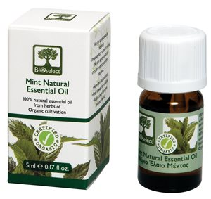 Essential oil mint 5ml < Foot care
