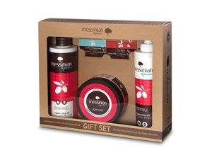 Gift Pack for body 300ml+250ml+300ml < Gift Set